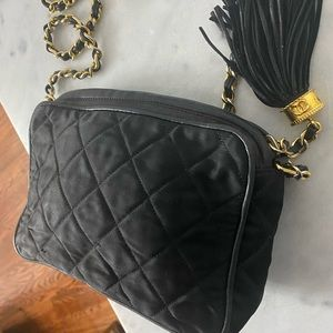 Authentic Chanel shoulder/ crossbody bag